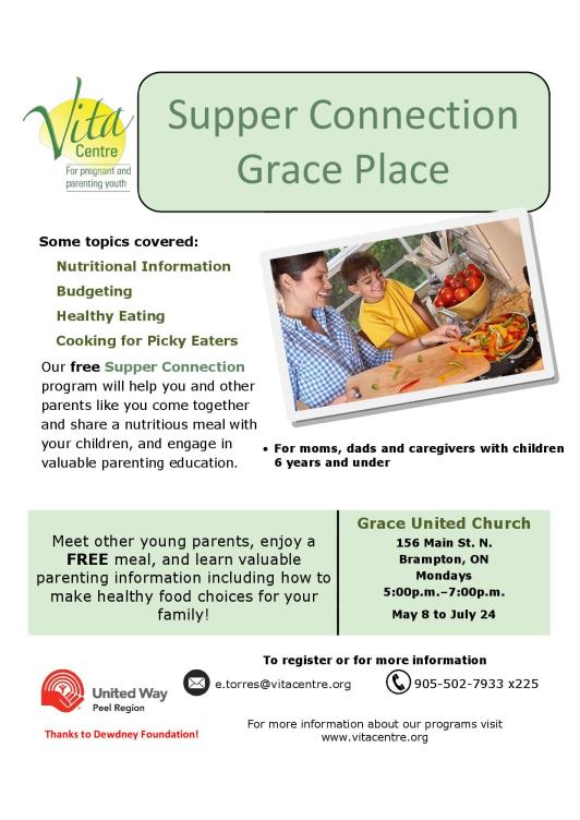 Supper Connection Spring 2017 Grace